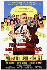 The Remarkable Mr Pennypacker 1959 DVD - Clifton Webb / Dorothy McGuire